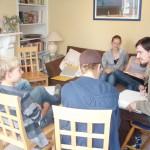 Echo Language School Alumnos Salón