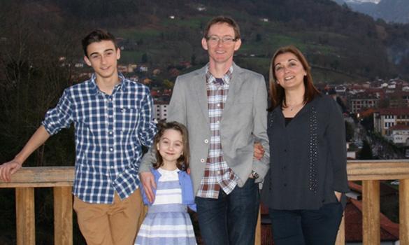 Echo Language School familia