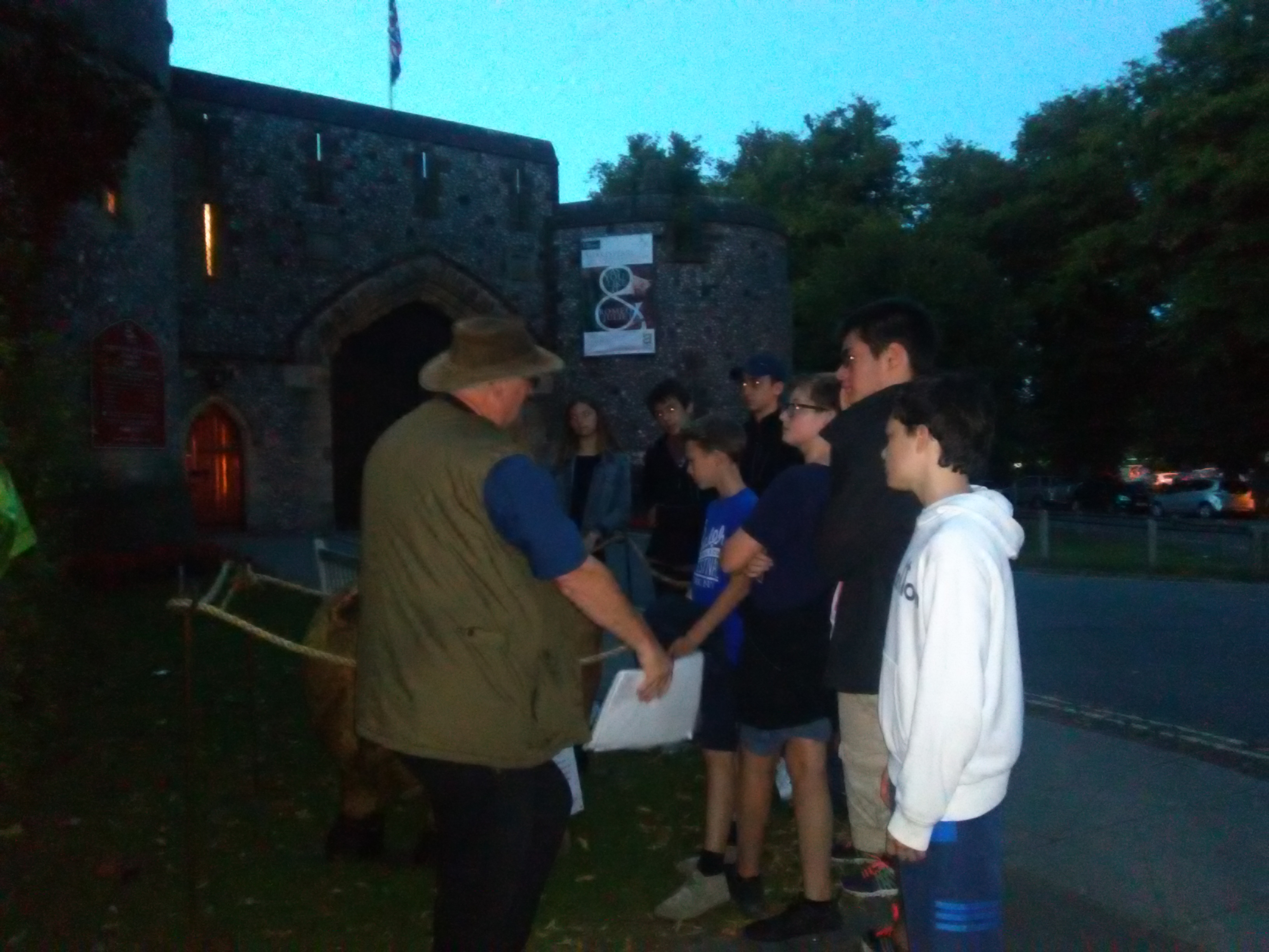 Arundel Ghost Tour
