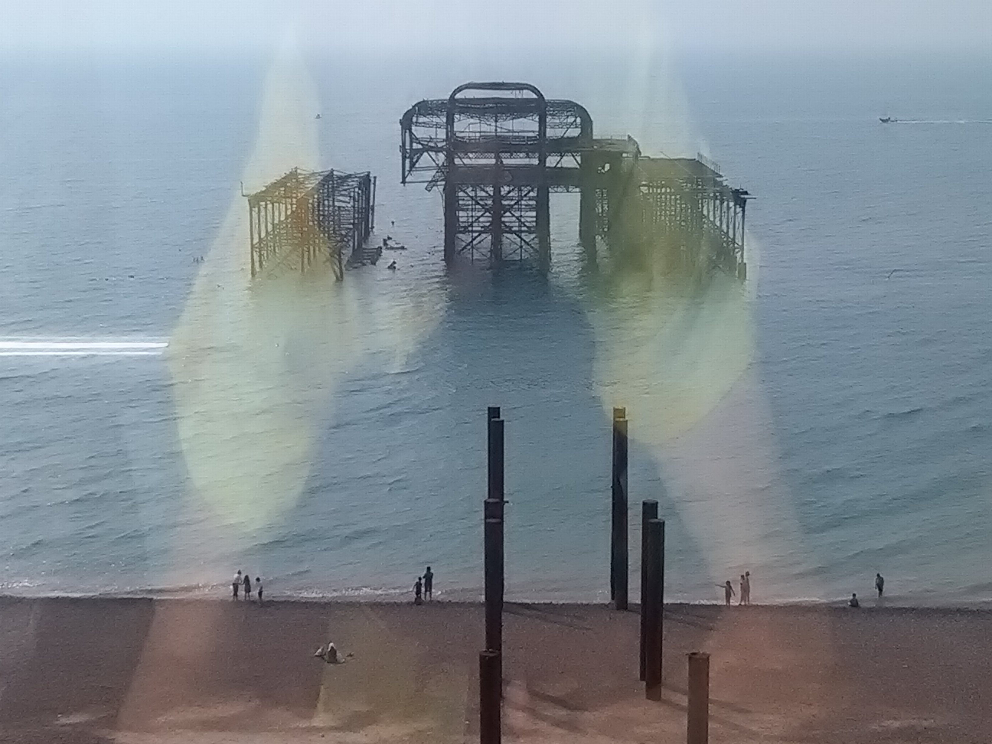 West Pier from i360