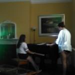 Piano Sing-along
